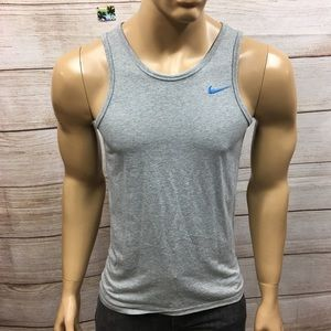 Men's Nike Athletic Cut Workout Gym Fitness Tank S